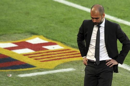 Guardiola deja el Barça